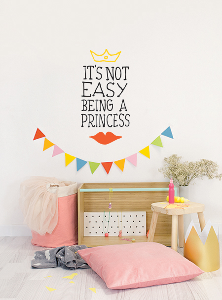 Rebels wall stickers for kids